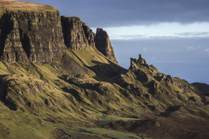 Isle of Skye | The Quiraing